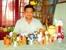 Nguyễn Thành Tâm, créateur d'objets en coquille d'oeufs