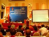 L'Union des organisations d'amitié de Hanoi reçoit l'Ordre du Travail