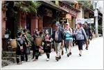 Hausse du nombre de touristes étrangers ces sept derniers mois