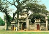 L'ancienne citadelle de Cô Loa, futur parc historique, culturel et écologique