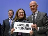 La Russie devient officiellement le 156e membre de l'OMC