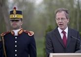 La Roumanie inaugure une Place de la Francophonie