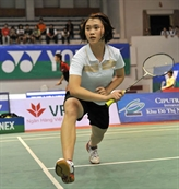 Badminton : progrs vietnamien en Slovnie