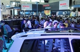 Vietnam Motorshow en octobre  H Chi Minh-Ville