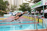 Clture du Championnat national junior de natation et de plonge 2013