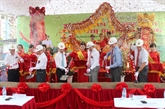Quang Ninh : mise en chantier d'un supermarché Big C à Ha Long