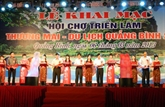 Foire-expo du commerce et du tourisme de Quang Binh
