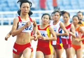Athltisme d'Asie : seconde mdaille d'argent pour le Vietnam