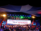 Le 20e anniversaire des campagnes de volontariat d'été à Hô Chi Minh-Ville