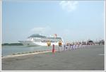 Saigontourist  : accueil de 6.000 touristes et des deux navires qui les transportent