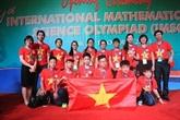 Le Vietnam brille aux Olympiades internationales de maths et des sciences