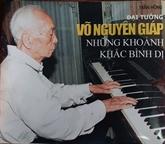 Publication d'un livre de photos sur le général Vo Nguyen Giap