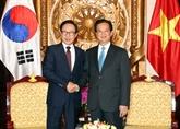 Le Vietnam veut approfondir ses relations avec la République de Corée
