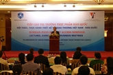 Renforcement de lexport de produits agricoles vietnamiens en République de Corée