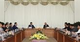 Vietnam - R. de Corée : possibilités de coopération entre Hô Chi Minh-Ville et Gimpo