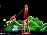 Évolution satisfaisante des marionnettes au Vietnam