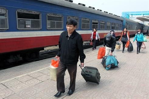 L'achat des billets de train facilité à l'occasion du Têt 2015