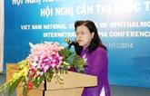 Plus de 100 experts participent à une conférence sur la myopie