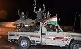 Syrie : les renforts de peshmergas sont entrés à Kobané