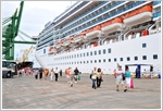 Saigontourist accueille 2.200 croisiéristes étrangers