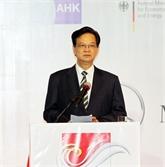Conférence Asie-Pacifique des entreprises allemandes