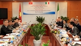 Forum daffaires Italie-Vietnam à Hanoi