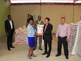 La diaspora vietnamienne en Angola aux côtés des habitants de Benguela