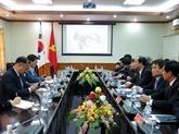 Télécommunications : un groupe sud-coréen cherche à investir à Hà Nam