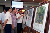 Exposition sur Hoàng Sa et Truong Sa à Quang Nam