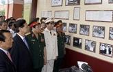 Hommage au Président Hô Chi Minh à Hô Chi Minh-Ville