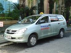 Taxi à Huê