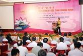 Quang Ninh doit créer un environnement d'investissement attrayant