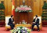 Nguyên Tân Dung apprécie les contributions de l'ancien Premier ministre japonais