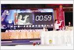 Concours du meilleur barman Saigontourist 2014