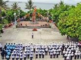 La joie de la Fête nationale dans les îles éloignées