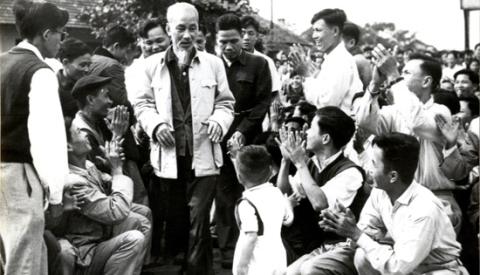 Testament du Président Hô Chi Minh, puissance de la croyance politique