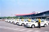 Taxi à Hanoi