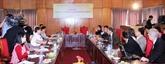 Table ronde sur les échanges populaires Vietnam - États-Unis