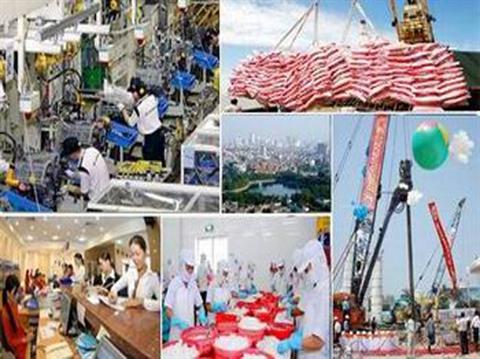 Le Vietnam a exporté davantage en 2014