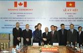 Vietnam-Canada : Hô Chi Minh-Ville coopère avec la Colombie-Britannique