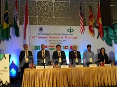 Le Vietnam à la conférence annuelle de lAssociation internationale du poivre