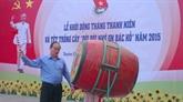Lancement du Mois de la jeunesse 2015 dans la province de Tuyên Quang