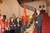 L'ambassade du Vietnam en Belgique fête le Têt traditionnel
