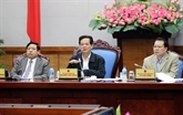 PM : il faut accélérer la restructuration des entreprises étatiques