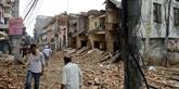 Séisme au Népal : plus d'une centaine de morts