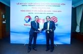 Total devient lunique actionnaire de Totalgaz Vietnam