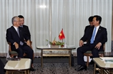 Le PM Nguyên Tân Dung rencontre de grands groupes japonais