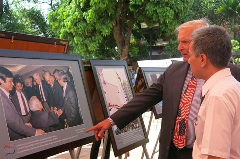 Les relations Vietnam - États-Unis à travers les clichés