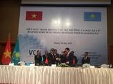 Vietnam et Kazakhstan cherchent à promouvoir le commerce