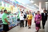 Ouverture de la foire EWEC-Dà Nang 2015